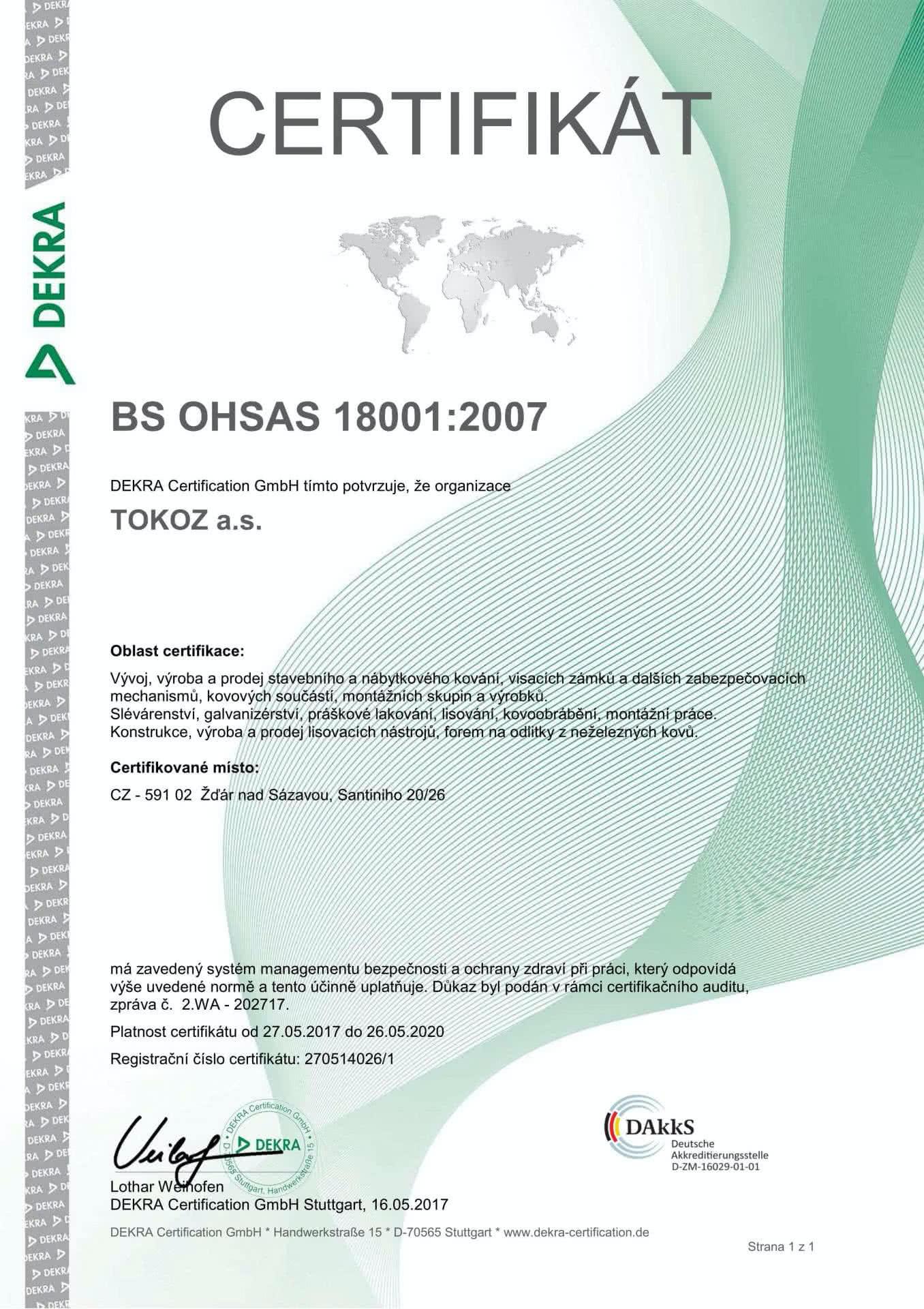 BS_OHSAS_TOKOZ_18001-2007_CZ_01
