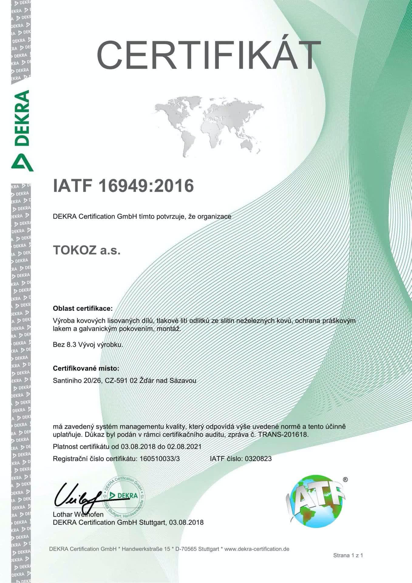 QMS_TOKOZ_IATF_16949-2016_CZ_01